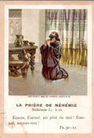 Image Pieuse : La Prière De Néhémie - Images Religieuses