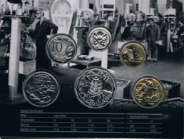 Australia • 2010 • Uncirculated Coin Set - Sets Sin Usar &  Sets De Prueba