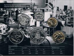 Australia • 2011 • Uncirculated Coin Set - Sets Sin Usar &  Sets De Prueba