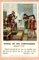 Image Pieuse : Daniel Et Ses Compagnons - Images Religieuses