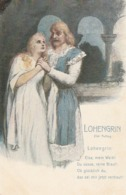 Cartolina  - Postcard /  Non Viaggiata - Unsent / Wagner, Lohengrin - Opera