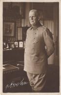 Mann In Ausgehuniform Mit Orden Ca 1920 Kühn ? - Politische Und Militärische Männer
