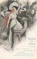 Cartolina  - Postcard /  Non Viaggiata - Unsent / Wagner, Tristano E Isotta, - Opera