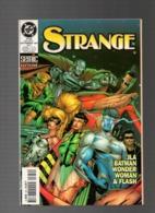 Strange N°329Batman - JLA - Wonder Woman - Flash De 1997 - Strange