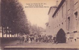 CPA - 52- MONTIGNY LE ROI - école De Plein Air - Montigny Le Roi