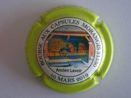 Capsule Champagne Pernet-Lebrun, N° A3 AllCaps, Ancien Lavoir - Champagne