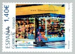 Tu Sello Personalizado (o) (= Timbre Personnalisé Persoonlijke Postzegel) De La Libreria Susana, Playa De Aro - 1931-Aujourd'hui: II. République - ....Juan Carlos I