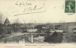 CPA SERMAIZE-les-BAINS - Vue Générale (132062) - Sermaize-les-Bains