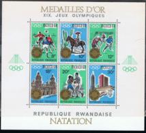 JEUX OLYMPIQUE  XX  MNU - Collezioni