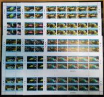 RR662 2013 PENRHYN FAUNA FISH & MARINE LIFE #718-29 !!! MICHEL 1400 EURO !!! FULL 20SET MNH - Vie Marine