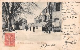 34 . N° 102961 .st Martin De Londres .effet De Neige . - Frankrijk
