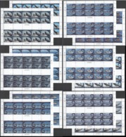 RR668 2012 AITUTAKI WHALES DOLPHINS #836-47 !!! MICHEL 1200 EURO FULL 20SET MNH - Baleines