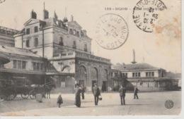 19 / 9 / 319. -  DIJON  ( 21 ). GARE  DE  DIJON - VILLE - Dijon