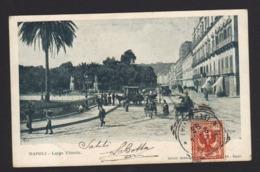 15143 Napoli - Largo Vittoria F - Napoli (Naples)