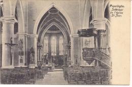 "POPERINGE-POPERINGHE""INTERIEUR DE L'EGLISE ST.JEAN""EDIT.E.WILLEMS - Poperinge"