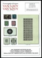 Maison VAN LOOY - 160 E Vente Publique Des 16 Et 17 Fév 2018. - Catalogi Van Veilinghuizen