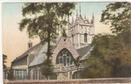 """""""Wisbech. St.Peter's  Church""""  Tuck Carbonette Ser. PC # 4907 - Tuck, Raphael"""