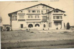 CPA CAMBO Chateau De Rostand (171883) - Cambo-les-Bains