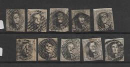 België  N°  6 Of 6A - 1851-1857 Medallions (6/8)
