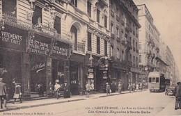 SAINT ETIENNE         LES GRANDS MAGASINS A SAINTE BARBE - Saint Etienne