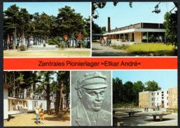 C7879 - TOP Göhren - Zentrales Pionierlager Etkar Andrè - Verlag Bild Und Heimat Reichenbach - Göhren