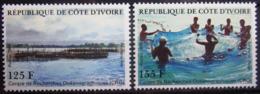 COTE D'IVOIRE                   N° 779/780                     NEUF** - Côte D'Ivoire (1960-...)