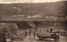77 - Seine Et Marne - Luzancy - Des Carrières Cochet & Cie - Les Usines - Extraction Et Transport, Camion - C 9314 - Autres Communes