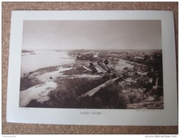 Niamey Niger   Photogravure Format 20 Cm X 29 Cm. - Vieux Papiers