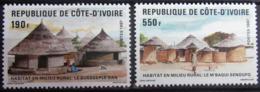 COTE D'IVOIRE                   N° 785/786                     NEUF** - Côte D'Ivoire (1960-...)