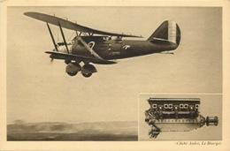 AVIATEURS COSTES Et BELLONTE  Paris / New York  LE BREGUET HISPANO 650 CV - Aviateurs