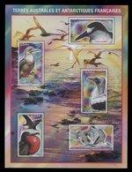 TAAF ** Bloc 21 - Oiseaux Des Iles Eparses - Blocs-feuillets