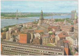 Riga - Pilsetas Panorama - Letland