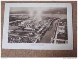 Haiphong Cimenterie   Photogravure Format 20 Cm X 29 Cm. - Vieux Papiers