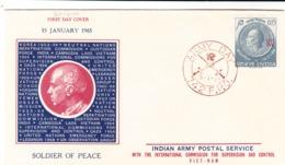 India / Military Mail / Cambodia / Laos / Vietnam / Vietnam War - Ohne Zuordnung