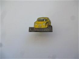 PINS AUTOMOBILES FRANCK FLORI / 33NAT - Pin's