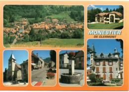 MONESTIER De CLERMONT (38) : Vues Diverses - Other Municipalities