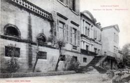 CPA -  LISLE Sur TARN  (81)  Chateau De Saurs -  Perspective - Lisle Sur Tarn
