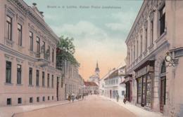 Bruck An Der Leitha  -  Kaiser Franz Joseph - Strasse - Bruck An Der Leitha