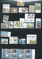 ALAND : Petit Lot Neuf ** Période 1998 / 1999 Avec 4 Carnets. - Collections (en Albums)