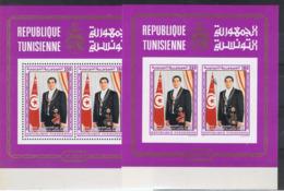 BLOK 1994  XX  MNH - Tunisie (1956-...)