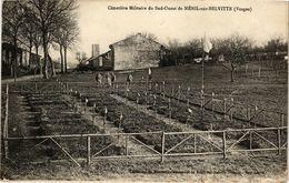 CPA Cimetiere Militaire Du Sud-Ouest De MÉNIL-sur-Belvitte (200573) - Autres Communes