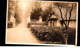 Wotton Lodge Real Photo - Ohne Zuordnung