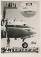 CP - Avion - Vliegtuig - Sabena 1923 - 1948 - 1946-....: Era Moderna