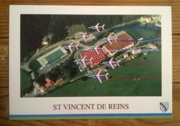 Carte Postale / PATROUILLE DE FRANCE / St Vincent De Reins - Meetings