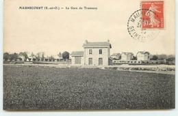 MAURECOURT - La Gare Du Tramway - Maurecourt