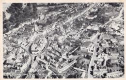 Chippenham Wiltshire Aerial Vintage Postcard - England