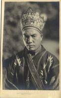 Indochina, Vietnam, Unknown Royalty Or Buddhist Monk 1930s Huong-Ky Photo Hanoi - Viêt-Nam