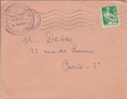 FRANCE - 1962 - Lettre Pour Paris - Francia