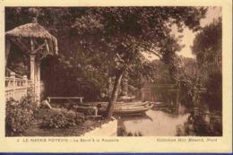 79 NIORT Le Marais Poitevin, La Sèvre à La Roussille ; Barques - Animée - Niort