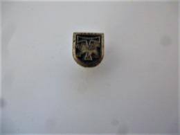 PINS MILITARIA E.S.O.A.T  ECOLE DE SOUS-OFFICIERS D'ACTIVE DES TRANSMISSIONS /  BLASON  / 33NAT - Militaria